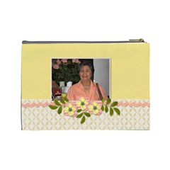 Cosmetic Bag (l)   Mom By Jennyl   Cosmetic Bag (large)   J6dpmd84hz3h   Www Artscow Com Back