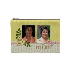 Cosmetic Bag (m)   Mom By Jennyl   Cosmetic Bag (medium)   2q983juto9ph   Www Artscow Com Front