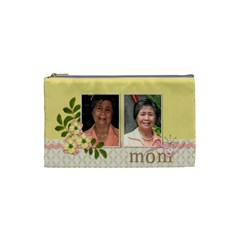 Cosmetic Bag (s)   Mom By Jennyl   Cosmetic Bag (small)   Q38ylsfm3rys   Www Artscow Com Front