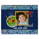 Cosmetic Bag (XXXL) - Back to School14