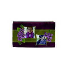 Cosmetic Bag (s)   Purple Kiss By Jennyl   Cosmetic Bag (small)   Xs429drzuphs   Www Artscow Com Back