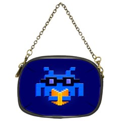 Invasion 101 Chain Purse (two Side)