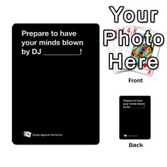 Cah Mixed Deck 20131002 By Steven   Multi Purpose Cards (rectangle)   6l67zf139xdj   Www Artscow Com Front 48