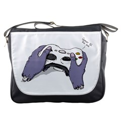 Gamer For Life Messenger Bag by Contest1714880