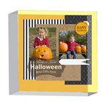 helloween - 5  x 5  Acrylic Photo Block