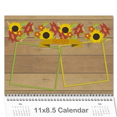 Year Review Calendar 2015 By Zornitza   Wall Calendar 11  X 8 5  (12 Months)   Toobdhmd6391   Www Artscow Com Cover