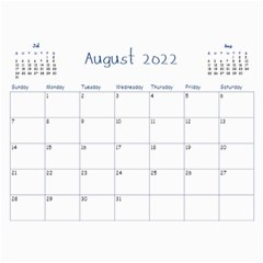 Year Review Calendar 2015 By Zornitza   Wall Calendar 11  X 8 5  (12 Months)   Toobdhmd6391   Www Artscow Com Aug 2015
