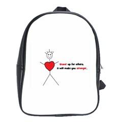 Antibully Lk School Bag (xl)