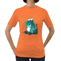 FlyHigh Womens' T-shirt (Colored) by Contest1718777
