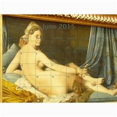 Ma Calendar By Neel Das   Wall Calendar 11  X 8 5  (18 Months)   My6uqzdn0v1w   Www Artscow Com Jun 2015