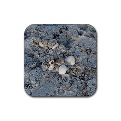 Sea Shells On The Shore Drink Coasters 4 Pack (square) by createdbylk