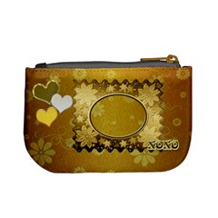 You re Awesome Flower Coin Purse By Ellan   Mini Coin Purse   37he7dtzipv8   Www Artscow Com Back