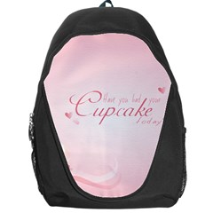 Cupcakesforall Backpack Bag