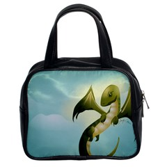 Flying High Classic Handbag (two Sides) by Contest1694379