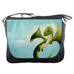 Flying High Messenger Bag by Contest1694379