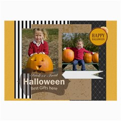 Helloween By Helloween   Large Glasses Cloth (2 Sides)   Wlm2440ln7so   Www Artscow Com Front