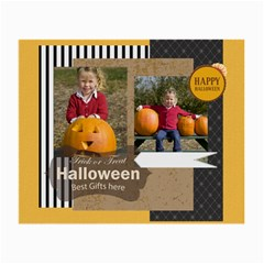 Helloween By Helloween   Small Glasses Cloth (2 Sides)   Adjyv354kzed   Www Artscow Com Front