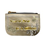 One in a Million coin purse - Mini Coin Purse