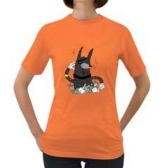P4rty G0d [og] Womens' T Shirt (colored) by Contest1719194