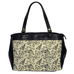 Bones & Arrows Oversize Office Handbag (one Side)