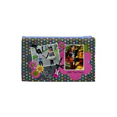 Cosmetic Bag (s)   Rock By Jennyl   Cosmetic Bag (small)   Xu3ja2fm65ul   Www Artscow Com Back