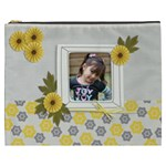 Cosmetic Bag (XXXL) - Happiness 3