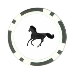 Running Horse Poker Chip 10 Pack by mysticalimages