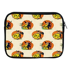 Hallowe en Greetings  Apple iPad 2/3/4 Zipper Case by EndlessVintage