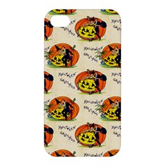 Hallowe en Greetings  Apple iPhone 4/4S Premium Hardshell Case