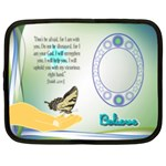 Bible quote netbook case XXL - Netbook Case (XXL)