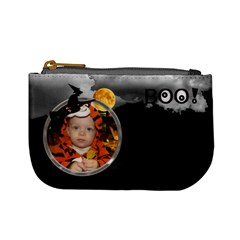 Halloween Mini Coin Purse By Lil    Mini Coin Purse   Mt4qupgpggts   Www Artscow Com Front