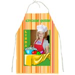 Kitchen Queen Apron - Full Print Apron