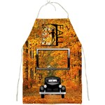 Fall apron - Full Print Apron