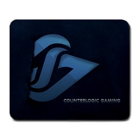 Clg Logo Mousemat By Dan   Large Mousepad   3s8ysslqfs2f   Www Artscow Com Front
