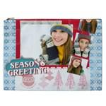 christmas gift - Cosmetic Bag (XXL)