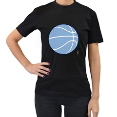Memphis Grizzlies Womens' T-shirt (Black) by fokbrosspeedcow