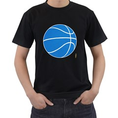 Dallas Mavericks Basketball Shirt Mens' T Shirt (black) by fokbrosspeedcow