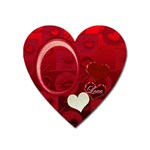 I Heart You red heart magnet - Magnet (Heart)