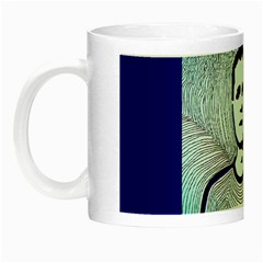 Snapshot Blue Glow In The Dark Mug by JacklyneMae