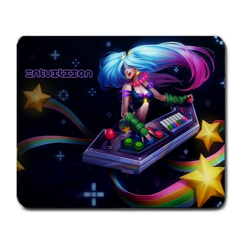 By Alex Mcmahon   Large Mousepad   R12a03cabeo2   Www Artscow Com Front