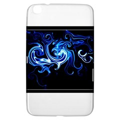 S21 Samsung Galaxy Tab 3 (8 ) T3100 Hardshell Case  by gunnsphotoartplus