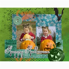 Year Calendar By C1   Wall Calendar 11  X 8 5  (12 Months)   0lkzu4xbdb33   Www Artscow Com Month