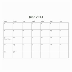 Year Calendar By C1   Wall Calendar 8 5  X 6    D9a2ogzx6fri   Www Artscow Com Jun 2014