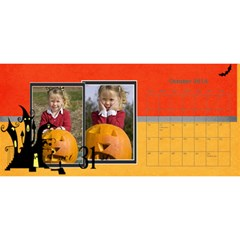 Year Of Calendar By C1   Desktop Calendar 11  X 5    Ad3o63wcxcaw   Www Artscow Com Oct 2014
