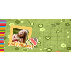 Year Of Calendar By C1   Desktop Calendar 11  X 5    Ad3o63wcxcaw   Www Artscow Com Apr 2014