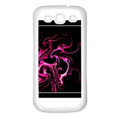 S24 Samsung Galaxy S3 Back Case (White) by gunnsphotoartplus