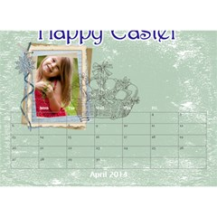 Year Of Calendar By C1   Desktop Calendar 8 5  X 6    1gkrmjicuzbo   Www Artscow Com Apr 2014