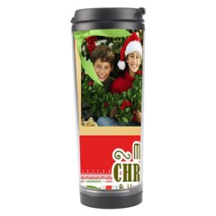 Christmas By Merry Christmas   Travel Tumbler   X7bg08dnzety   Www Artscow Com Left
