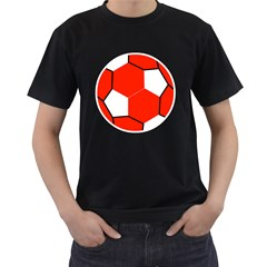 Football Champions League Manchester United Mens' T Shirt (black) by fokbrosspeedcow