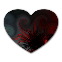 L318 Mouse Pad (heart)